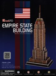 Puzzle 3D Empire State Building,