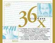 36 x Nick Cave, Nick Cave