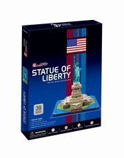 Puzzle 3D Statue of Liberty,