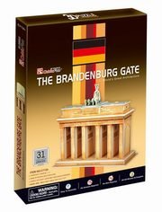 Puzzle 3D The Brandenburg Gate,
