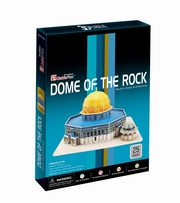 Puzzle 3d Dome of The Rock,