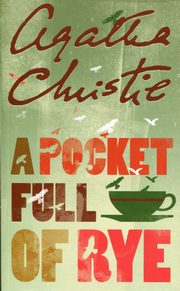 A Pocket Full of Rye, Christie Agatha