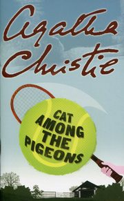 Cat Among the Pigeons, Christie Agatha