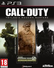 ksiazka tytuł: Call Of Duty Modern Warfare Trilogy PS3 autor: