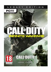 Call Of Duty Inifinite Warfare  Edycja Legacy PC,