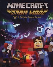 Minecraft Story Mode Complete Adventure Xbox360,