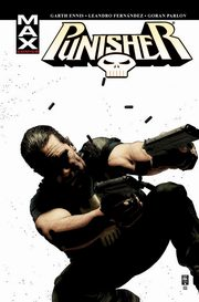 Punisher Max Tom 3, Ennis Garth, Fernández Leandro, Parlov Goran