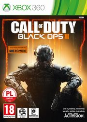 Call of Duty Black Ops 3 Xbox 360,