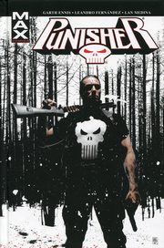 Punisher Max Tom 4, Ennis Garth