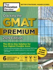 Cracking the GMAT Premium Edition,