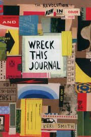 Wreck This Journal Now in Colour, Smith Keri