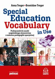 Special Education Vocabulary in Use, Treger Anna, Treger Bronisław