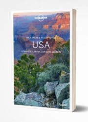 USA Lonely Planet,