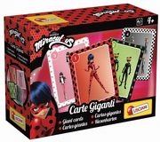 LADY BUG GIANT CARDS (CARTE GIGANTI),